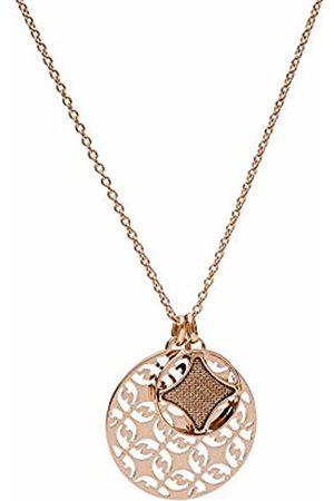 Fossil Women Stainless Steel Pendant Necklace JF03197791