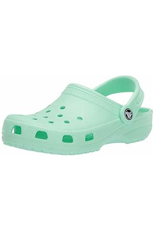 Crocs Classic, Unisex-Adults Clogs, (Neo Mint 3Ti)