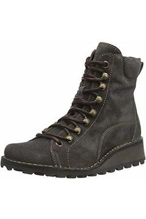 Fly London Women's MALU001FLY Ankle boots, (Diesel 007)