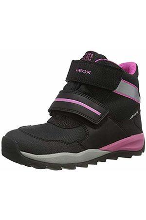 Geox Girls' J Orizont B ABX D Snow Boots, ( /Fuchsia C0922)
