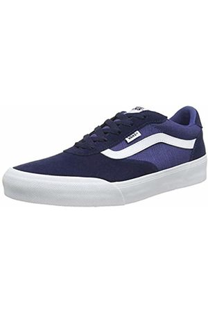 Vans Men's Palomar Trainers, (Suede/Canvas) Dress Blues/Navy Vg6