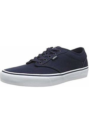 Vans Men's Atwood Canvas Low-Top Sneakers, (Navy / 4K1)