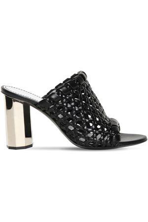 Proenza Schouler 90mm Faux Leather Sandals