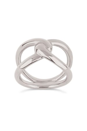 Dinny Hall Twist Open Ring