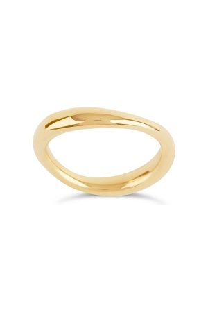 Dinny Hall Wave Stacking Ring