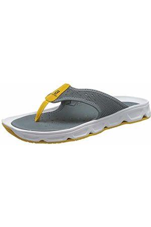 Salomon Men's Recovery Shoes, RX BREAK 4.0, Colour: (Stormy Weather/ /Arrowwood)