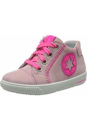 Superfit Baby Girls' Moppy Low-Top Sneakers, (Rosa/Rosa 55)