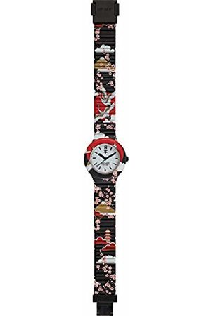 Hip Watches - Women's Watch HWU0861 - I Love Japan Collection - Silicone Strap - 32mm Case - Waterproof