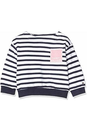 Tommy Hilfiger Girl's Nautical Stripe Sweatshirt