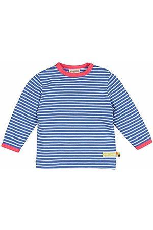 loud + proud Baby Girls' Shirt geschm, Ringel Long-Sleeved T