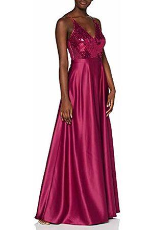 Vera Mont Women's 8014/4522 Party Dress, (Grenadine 4517)