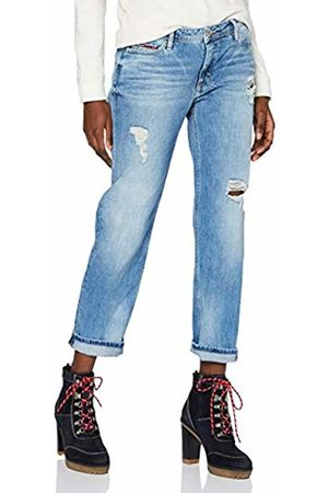 Tommy Hilfiger Women's Straight Ankle SUKY MBBD Jeans