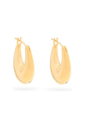 Sophie Buhai Etruscan Small -vermeil Hoop Earrings - Womens