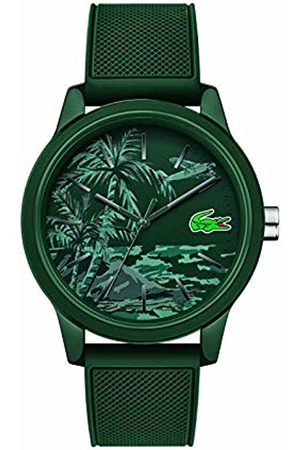 Lacoste Mens Analogue Classic Quartz Watch with Silicone Strap 2011023