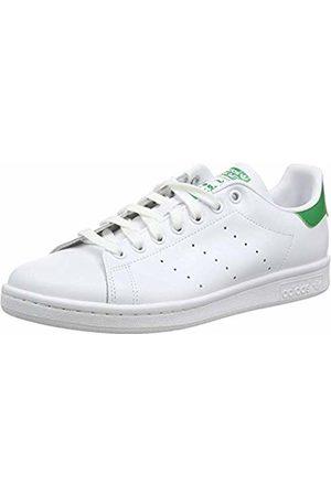 adidas Men's Stan Smith Trainers, (Running Footwear/Fairway 0)