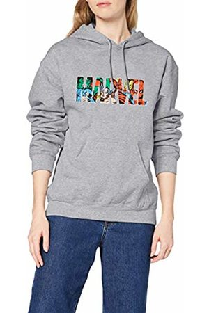 Marvel Women's Logo Character Infill Hoodie