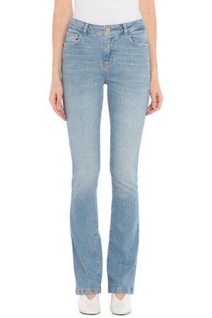 Manila Grace DENIM - Denim trousers