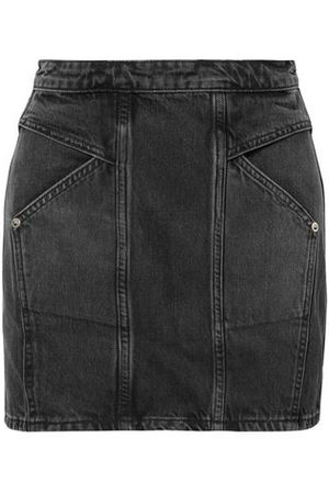 Adaptation Women Denim Skirts - DENIM - Denim skirts