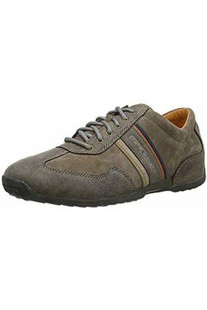 Men's Space 24 Low Top Sneakers, (Peat 30)