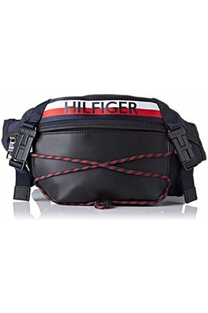 Tommy Hilfiger Mens Urban Mix Crossbody Shoulder Bag (Corporate)