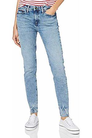 Tommy Hilfiger Women's Venice Slim RW A NALI Straight Jeans