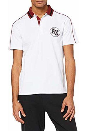 Armani Men's Preppy Polo Shirt