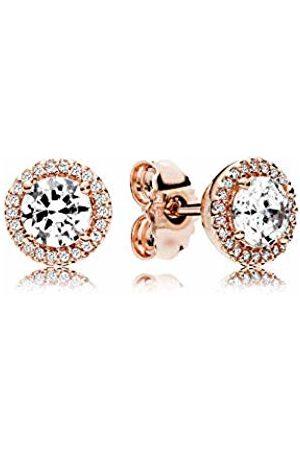 PANDORA Women Silver Stud Earrings - 286272CZ