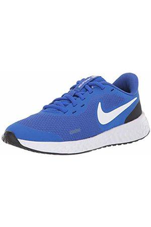 Nike Unisex Kid's Revolution 5 (GS) Running Shoe, Racer /