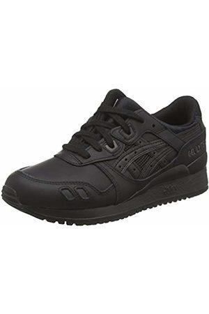 Asics Gel-Lyte Iii, Unisex Adults Running Shoes, (Schwarz)