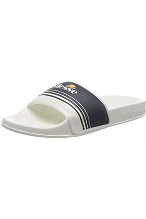 Ellesse Men's Filippo Jacquard Open Toe Sandals, ( / Wht/Blu)