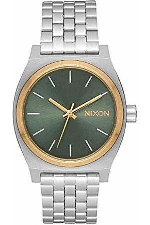 Nixon Womens Analogue Quartz Watch with Stainless Steel Strap A1130-2877-00