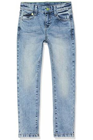 Blue Denim Stretch Z 164 s.Oliver Junior Boys 75.899.71.0623 Jeans Blue