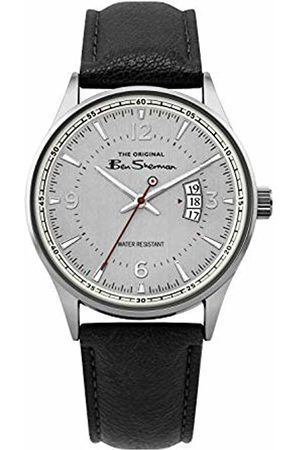 Ben Sherman Mens Analogue Classic Quartz Watch with PU Strap BS008B