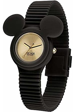 Hip Watches - Women's Watch 90th Birthday Anniversary Special Edition Mickey Mouse - Mickey Iconic Collection - Silicone Strap - 32mm Case - Waterproof