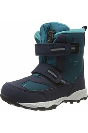 Color Kids Sigurd Snow Boat Boys' Size: 8.5 UK Child