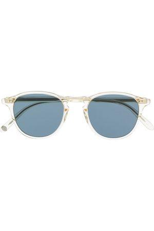 Garrett Leight Hampton sunglasses - Neutrals