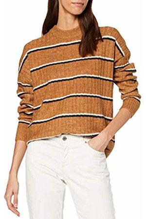 warehouse Women's Cosy Fine Wide Rib Jumper Pullover Sweater