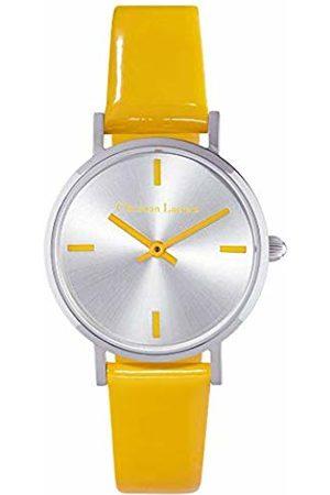 Christian Lacroix Womens Quartz Watch with Leather Strap CLFS1812