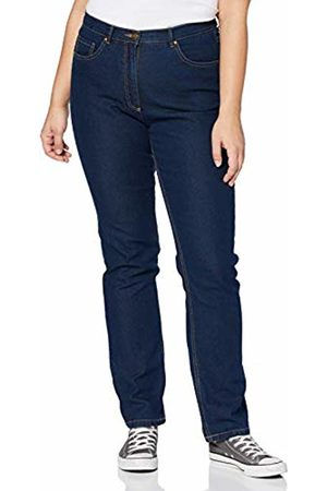 Women's Jeans Regular Fit Stretch Straight