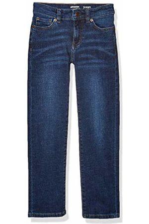 Amazon Boys' Straight-fit Jeans Kumo Dark Wash
