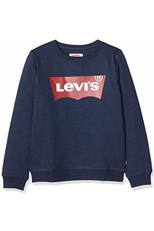 Levi's Boy's Batwing Crewneck 8e9079 Sweatshirt