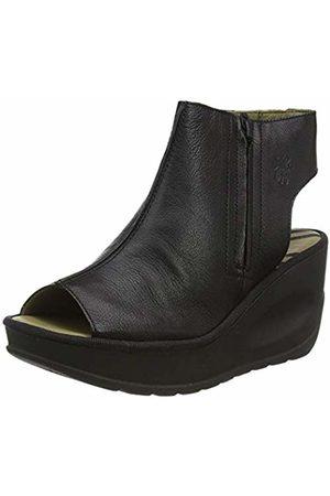 Fly London Women's JAPE107FLY Open Toe Sandals, ( 000)