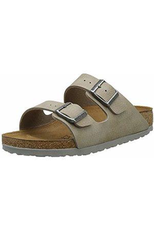 Birkenstock Men's's Arizona Open Toe Sandals, Desert Soil Taupe