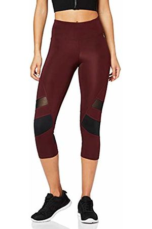 AURIQUE Women's BAL1016 Capri Sports Leggings