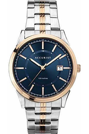 Accurist Watches Men's Analogue Quartz Watch with Stainless Steel Strap 7294