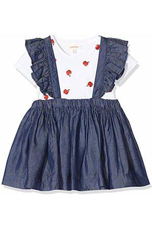 Catimini Baby Girls' Cq30023 Robe T+ts Clothing Set