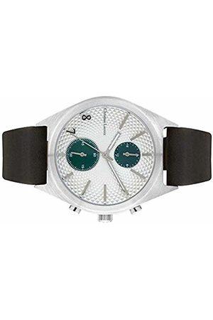 Christian Lacroix Mens Quartz Watch with Leather Strap CLMS1807