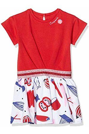 Catimini Baby Bathrobes - Baby Girls' Cq30033 Robe Bi-matiere Dress