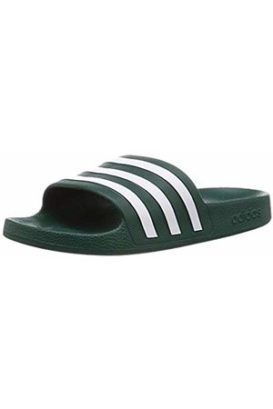 adidas Unisex Adults' Adilette Aqua Slide Sandal, Collegiate /Footwear /Collegiate