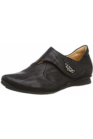 Think! Chilli, Women's Low-Top Sneakers, (Schwarz 00)